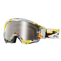ARNETTE moto-x MX SERIES 3 GOGGLE poster child w/mercury chrome lens ~NEW~!!
