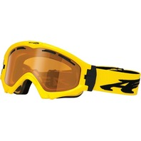 ARNETTE snowboard ski SERIES 3 GOGGLE danger zone w/shadow chrome lens ~NEW~!!