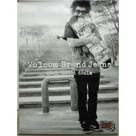 VOLCOM skateboard DUSTIN DOLLIN/CHIMA FERGUSON ~HUGE~ dealer BANNER ~NEW~!!