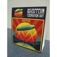 LED-ZEPPELIN 2012 atlantic records CELEBRATION DAY promo counter display ~NEW~!!