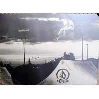 VOLCOM `02 Mark Appleyard skateboard poster!~MINT~!