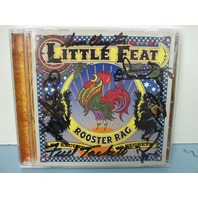 LITTLE FEAT 2012 rooster rag CD w/all 6 member AUTOGRAPHS ~MINT condition~!