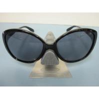 OAKLEY womens SWEET SPOT sunglass Polished Black/Grey OO9169-01 NEW in case