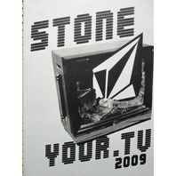 VOLCOM surf skateboard snowboard Promotional Poster Print #17 Limited Edition