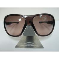 OAKLEY womens UNDERSPIN sunglass Amethyst/G40 Blk Gradient OO9166-05 NEW in case