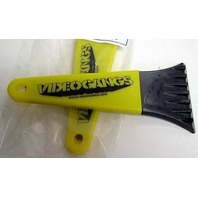 FORUM JEENYUS snowboard vintage VIDEO GANGS ice SCRAPER ~NEW old stock~MINT~!!