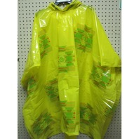BURTON snowboard 2011 VERMONT US OPEN promotional rain poncho ~NEW in package~!!