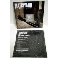 MATISYAHU 2005 king w/o a crown/youth dub sealed 45 rpm record NEW old stock