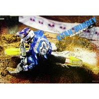 OAKLEY 2007 RYAN DUNGEY MOTO-X promo poster XLG~MINT condition~NEW old stock~!!