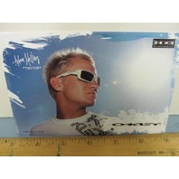 OAKLEY sun snow 2006 ADAM MELLING SURF dealer promo display card ~NEW~!