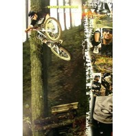 OAKLEY 2007 Wade Simmons mountain bike poster ~NEW~!!