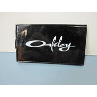 OAKLEY surf skate snow COMPACT POCKET FOLD MIRROR NEW old stock Mint condition