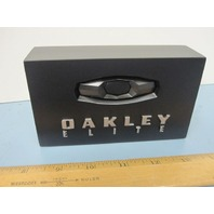 OAKLEY snow sun surf 2011 Elite Logo Plaque Dealer Display Collector Rare~NEW~!