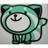 THE WEEKND 2013 KISSLAND HUGE PROMOTIONAL STICKER #2 ~NEW~MINT CONDITION~!