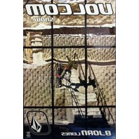 VOLCOM 2003 Bjorn Leines HUGE snowboard poster New Old Stock Mint Condition