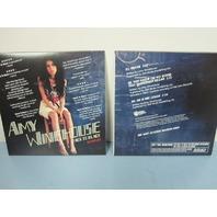 AMY WINEHOUSE 2006 BACK TO BLACK PROMOTIONAL 3 TRACK CD SAMPLER ~NEW~!