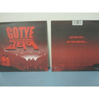 GOTYE 2011 EASY WAY OUT/DIG YOUR OWN HOLE 45 rpm vinyl New Old Stock Mint Cond