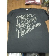 MAYER HAWTHORNE 2011 motherf`n promotional X-LARGE tee-shirt New Old Stock