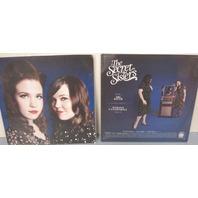 THE SECRET SISTERS 2010 BIG RIVER/WABASH CANNONBALL 45 rpm vinyl ~NEW~!