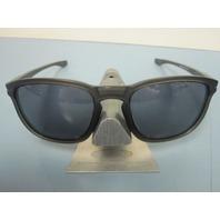 OAKLEY mens ENDURO sunglass MATTE GREY SMOKE/GREY OO9223-09 NEW IN OAKLEY BAG