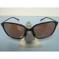 OAKLEY womens Game Changer Sunglass Brown/VR28 Iridium OO9291-05 New in case