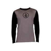 VOLCOM snowboard BMX skateboard mens HEATHER SWIM Shirt MEDIUM NEW w/tags