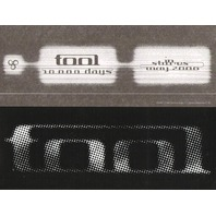 TOOL 2006 10,000 DAYS promotional advance BIG sticker MINT cond.~NEW old stock~!