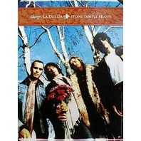 STONE TEMPLE PILOTS 2001 shangri la dee da promo poster *MINT/NEW old stock*