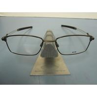 OAKLEY mens RX eyeglass frame CATAPULT pewter OX5092-0252 NEW w/Oakley case