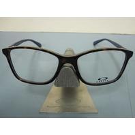 OAKLEY womens SHOWDOWN Tortoise Night OX1090-0653 RX eyeglass frame NEW in box