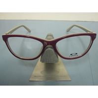 OAKLEY womens STAND OUT helio OX1112-0453 RX eyeglass frame NEW in box/case