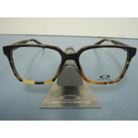 OAKLEY womens CONFESSION brown tortoise OX1128-0552 RX eyeglass frame NEW in box