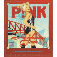 PINK ‎ Funhouse Tour Live In Australia  BLU-RAY New Sealed