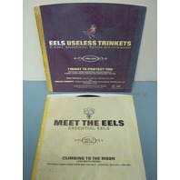 "EELS 45 Meet The Eels/Useless Trinkets 2008 PROMO 7"" vinyl ~NEW never played~!"