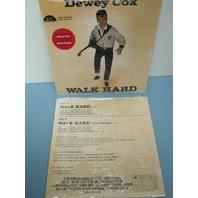 "Dewey Cox 2007 Walk Hard/(Punk Version) PROMO 7"" vinyl NEW never played Sealed"