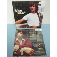 "Rhett Miller ‎2006 Help Me, Suzanne/Question PROMO 7"" vinyl ~NEW never played~!"