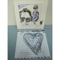 "PJ Harvey 2004 The Letter UK PROMO 7"" vinyl ~NEW never played~!"