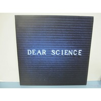TV On The Radio ‎2008 Dear Science LP~NEW never played~!