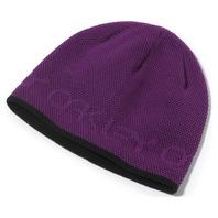 OAKLEY ski snowboard womens REPEAT BEANIE HAT helio purple NEW w/tags 81435