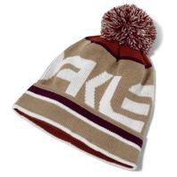 OAKLEY ski snowboard Factory Winter Beanie Hat burnt henna NEW w/tags 911026