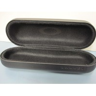 OAKLEY mens RX eyeglass frame protective vault clamshell carrying case black new