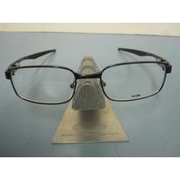 OAKLEY RX eyeglass frame BACKWIND *midnight* OX3164-0451 ~NEW IN BOX w/case~!