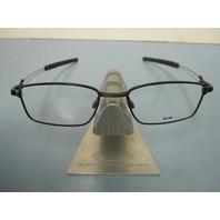 OAKLEY mens RX eyeglass frame CATAPULT satin black OX5092-0150 NEW w/Oakley case
