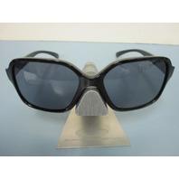 OAKLEY womens PROXY sunglass Polished Black/Grey OO9312-03 New In Oakley Baggy