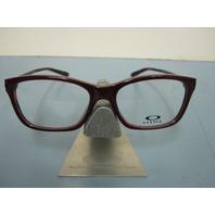 OAKLEY womens  Nine-To-Five Pink Tortoise RX eyeglass frame OX1127-0352 New