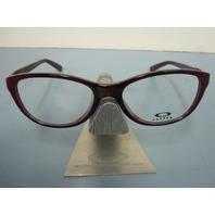 OAKLEY womens DOWNSHIFT pink vapor RX eyeglass frame OX1073-0552 NEW w/O case