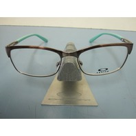 "OAKLEY womens  INTUITIVE ""brushed chocolate"" RX frame OX3157-0353 ~NEW w/case~!"