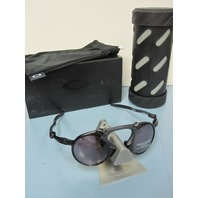 Oakley mens Madman carbon/prizm daily polarized OO6019-05 New in box w/O case