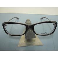 OAKLEY womens EXPOSURE iris OX1068-0353 RX eyeglass frame NEW in baggy