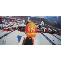 Alpine Stars Kenny Bartram Drake Mcelroy  moto-x promo poster New Old Stock
